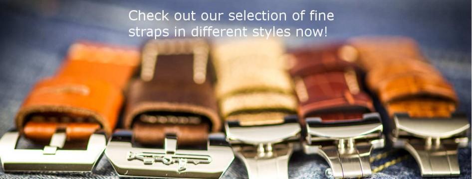 Fine straps